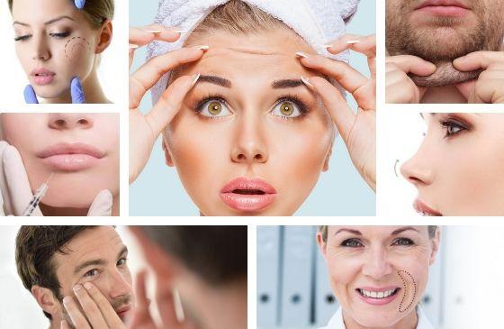 tratamentos de harmonizacao facial