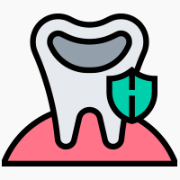 dente quebrado
