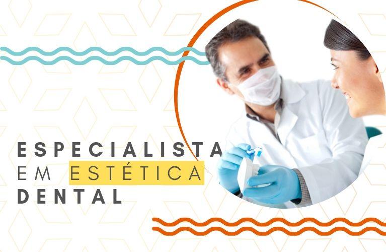 dentista especialista em estetica